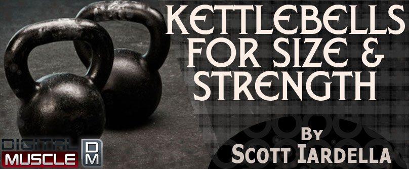Kettlebells for Strength