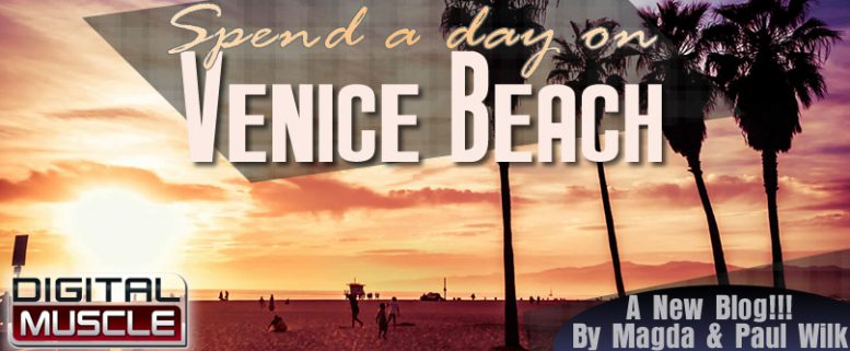 Proyector de fitness: Venice Beach, California Scoot206-777x321