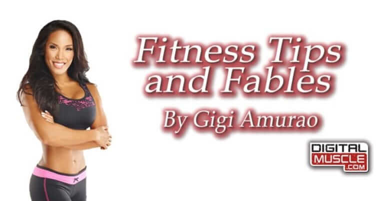 Fitness Tips and Fables