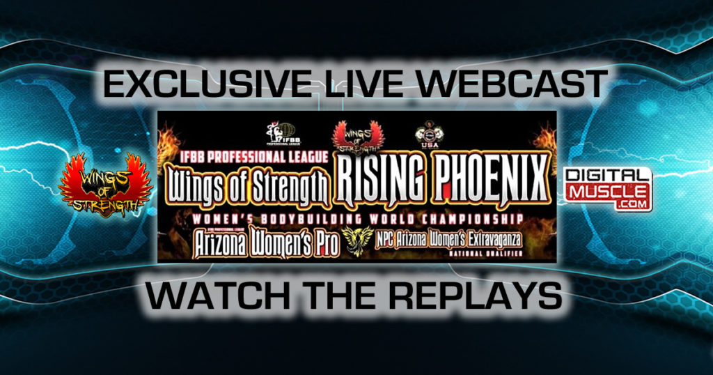 Rising Phoenix Webcast (Watch the Replay)