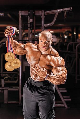 Digital Muscle: Bodybuilder of the Decade - Phil Heath