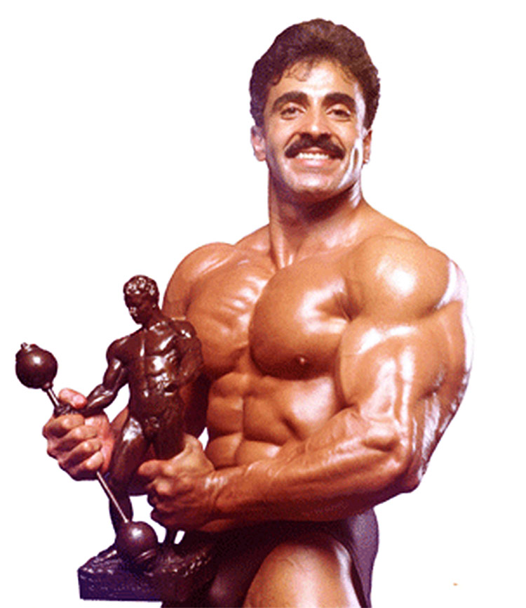 Exclusive Interview with 1983 Mr. Olympia, Samir Bannout