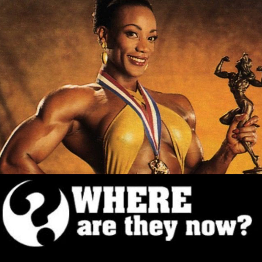 Digital Muscle Media- Where are They Now: Lenda Murray