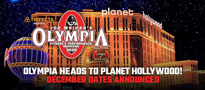 Olympia Weekend Announces New Venue, New Date!!