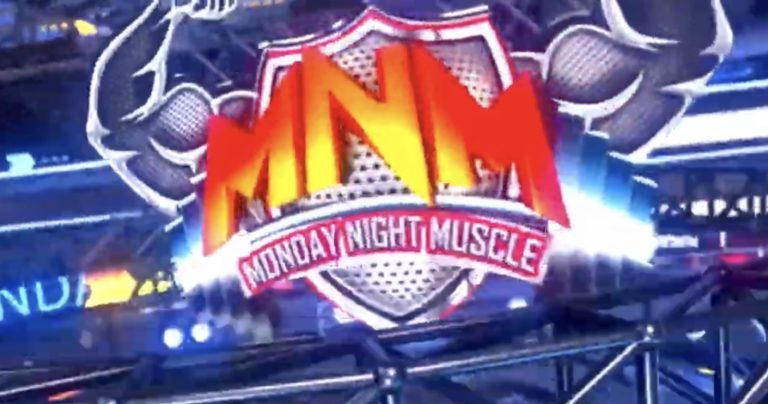 All New: Monday Night Muscle TV!