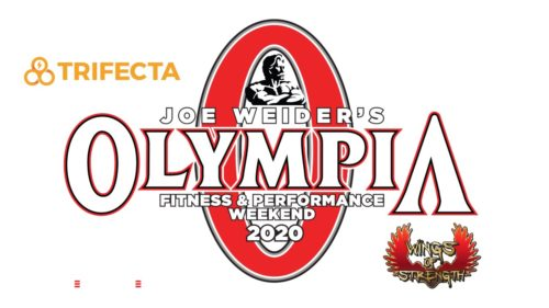 Mr. Olympia 2020 has a new Home in Orlando, Florida!