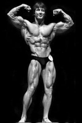 The Thinking Man's Bodybuilder