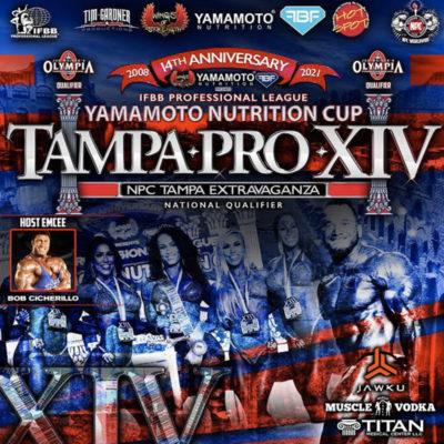 2021 Tampa Pro History