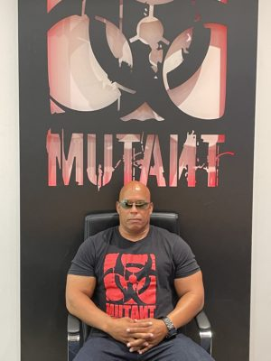 Shawn Ray New Global Ambassador for Mutant Nation